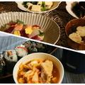 1/14 ちらし寿司献立とお弁当