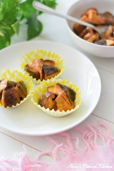 【作り置き】簡単おいしい♡『椎茸のイタリアン』お弁当用冷凍作り置き6カップ分♪