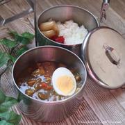 お豆のカレー*お弁当