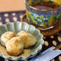 白玉粉なしで!「里芋と豆腐の月見団子」しっとり柔らかめで子供も食べやすい♪ by ATSUKO KANZAKI (a-ko)さん