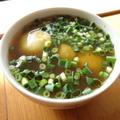 里芋の和風カレースープ