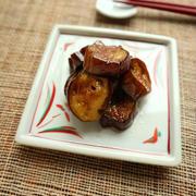 茄子の甘辛生姜煮【#作り置き #簡単 #フライパンひとつ】