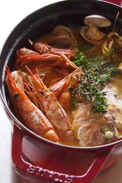 『ブイヤベース』で豪快漁師風!魚介の旨みを味わうレシピ10選