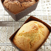 バニラパウンドケーキ/ストロベリーパウンドケーキ