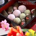 春の和菓子まつり by Lovepanさん