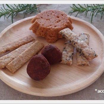 スイッチ・オン ~クッキー4種とパン2種