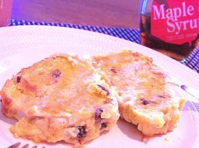 日本酒でお・た・の・し・み、純愛仕込みの純米吟醸フレンチトースト