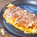 トロトロ最高!半熟美味しい白滝モダン混ぜオム葱飯(糖質4.9g)