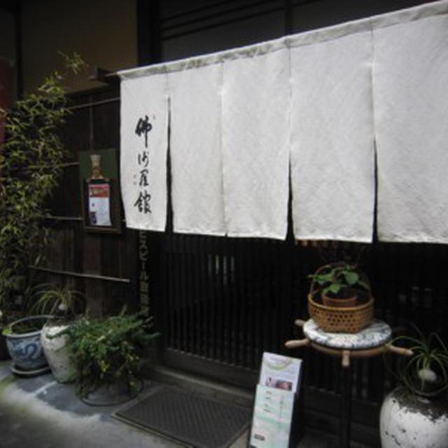京都の町屋でタイ料理~佛沙羅館
