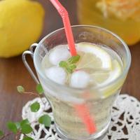 レモン&お酢パワーで猛暑に勝つ!美肌効果も抜群♡「レモンオレンジサワー」(お酒ちゃうよw)