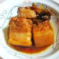 コトコト煮込んでトロホロ食感♪豚の角煮の簡単レシピ