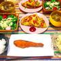 オープンオムレツ&お弁当
