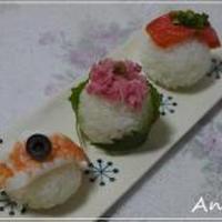 ☆手毬寿司☆