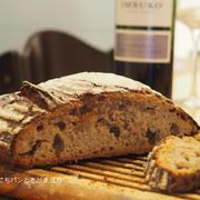 おいしすぎるライ麦パン!ルヴァンリキッドのパン作り