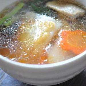 ほっこり温まろう♪具だくさん「すまし汁」のアレンジレシピ
