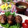 焼肉ダレde肉巻きおにぎり♡…様々な栄養のお話し