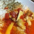 鶏肉トマト煮