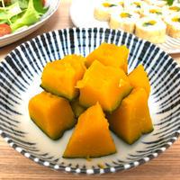 材料3つで簡単!ほっこりおいしい「かぼちゃの煮物」
