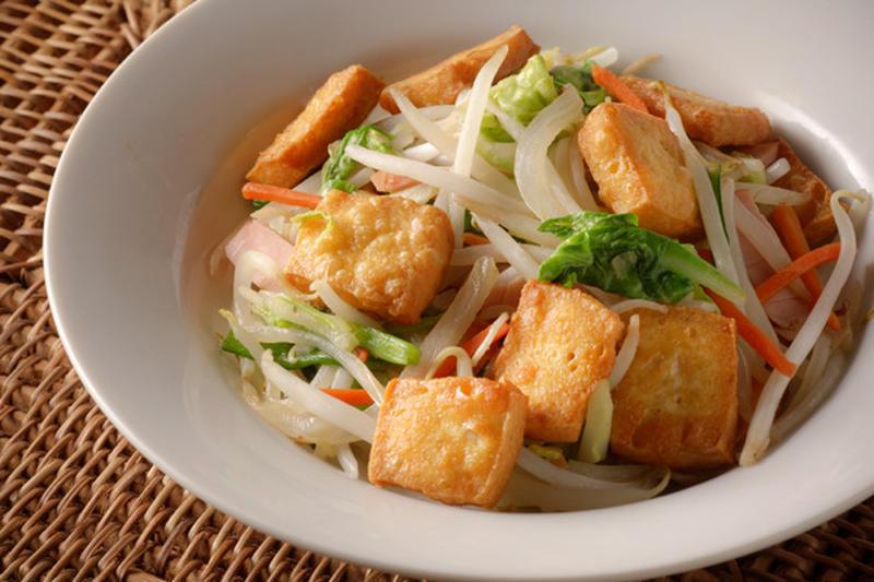 知る人ぞ知る家庭料理!「家常豆腐」でごはんが進む♪
