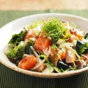 これが本当のヘルシー!さっぱり「海藻サラダ」レシピ5選