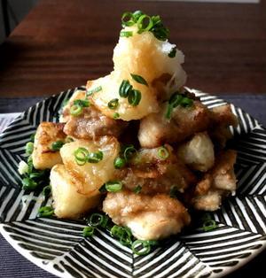 【大根レシピ】材料5つ!揚げ出し鶏大根と、大根消費レシピまとめ