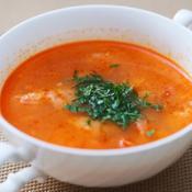 ソパ・デ・アホ(にんにくのスープ)