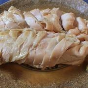 柔らか旨い。鶏むね肉の極上冷温ジップロック煮