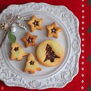 バレンタインにも♪~チョコサンドクッキー~掲載のお知らせです