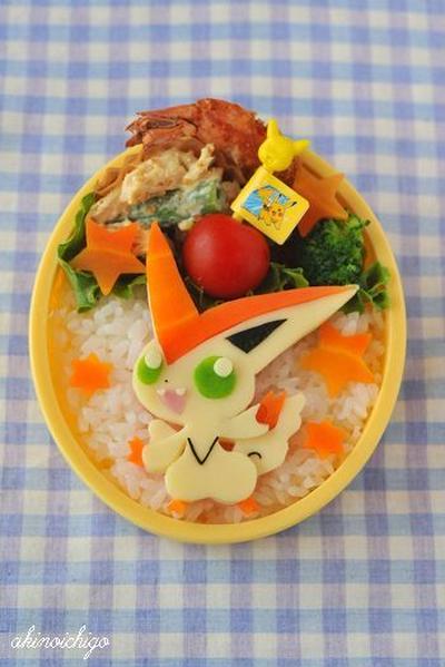 【連載】ポケモンスマイルスクール「ビクティニのお弁当」