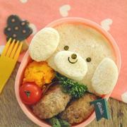 【連載】レシピブログ「わんちゃんパンのお弁当」
