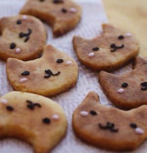 動画de簡単★節電フランパンクッキー