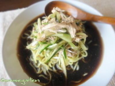 ☆冷やし黒酢麺DEランチ
