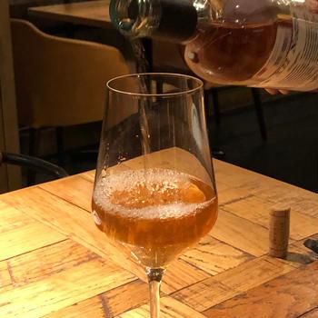 恵比寿のオシャレなイタリアンでワインとお料理のペアリング