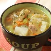 食べる具だくさんデトックススープ