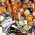 簡単レシピ!残り野菜で簡単ローストベジタブル