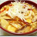 酸辣湯スープ餃子