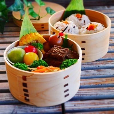 韓国常備菜*チャンジョリムの旦那くん弁当