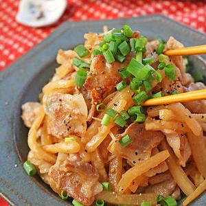 ごはんにぴったり!豚肉×にんにく味噌のやみつきレシピ
