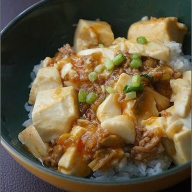 ご飯にぴったり♡和風マーボー豆腐のレシピ。