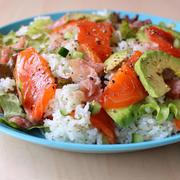 おいしい組み合わせ発見♪アボカドのちらし寿司おすすめレシピ
