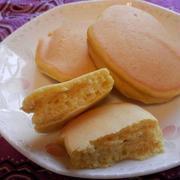【レシピあり】糖質オフ★大豆粉のパンケーキ焼いてみました★プチ改訂版★糖質制限