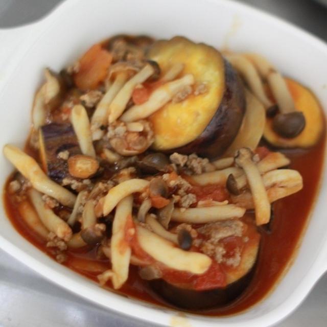 【糖質制限】『野菜うまだし』で作る野菜たっぷり冷蔵庫整理レシピ