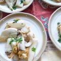 痩せやすくなる!ホタテのエスカルゴ風~世界の料理シリーズ6♪