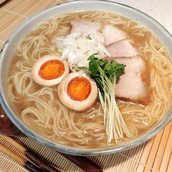 チャーシュー麺(煮豚ラーメン)