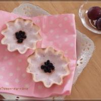 ワイルドブルーベリーのカップデザート