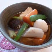 たっぷり根菜のお味噌汁 by ぞんちゃんさん