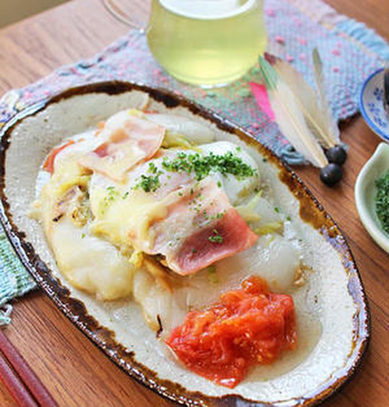 いつもの食べ方に飽きてきたら!「お餅と卵」で作るかんたん朝ごはん