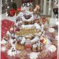 今からでも間に合うクリスマスケーキを手作りしませんか?? by Noburinさん