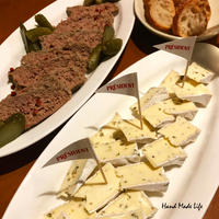 チーズとリエット