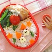 【連載】レシピブログ「サンタクロースのお弁当」